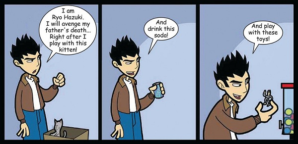 I will always love this Penny Arcade